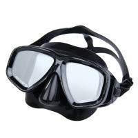 Anti Fog Adult Diving Mask With Optical Lens , Professional Silicone Diving Mask Manufactures