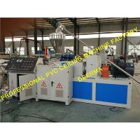 Quality 200mm PVC Ceiling / Wall Panel Plastic Profile Extrusion Machine Production Line for sale