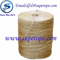 China high quality sisal twine on sale