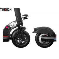 Double Brake Folding Mini Electric Scooter Top Speed 40km/h TM-TM-H06C 500W 48V Manufactures
