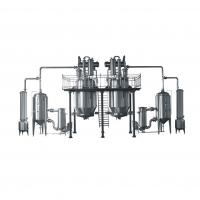 Traditional Herb Extraction Equipment Operated Low Temperature 60 - 80°C Manufactures