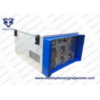20 - 6000Mhz Waterproof Vehicle Bomb Jammer Full Band Frequency RF GPS Cell Phone Signal Jammer Manufactures