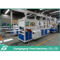 Pvc Ceiling Panel Making Machine , Pvc Ceiling Production Line Easy Operation Manufactures