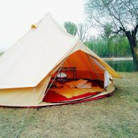 Beijing Unistrengh Playdo 5m cotton canvas bell tent Manufactures