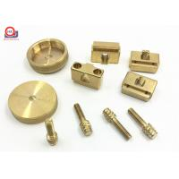 China Customized Office Furniture Hardware Parts , High Accuracy Brass Hardware Parts on sale