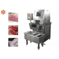 YS-12 Automatic Meat Processing Machine Saline Injection 0.55KW Power 50 * 1000 * 800mm Manufactures