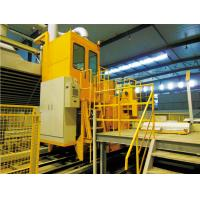 Stable Semi - Automatic Pouring System With Longitudinal Vehicle Rail System Manufactures