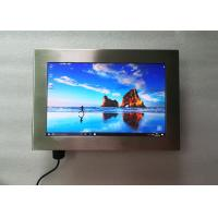 Buy cheap Smooth Round 12 Inch Stainless Steel Industrial Panel PC Widescreen from wholesalers