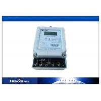 DDS1088 Series Single Phase Kwh Meter 240V IP54 Protection Degree Manufactures