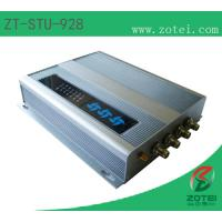 UHF RFID 4 Channel Reader with Impinj R2000 Chip,Can connect to 4 TNC port antenna Manufactures