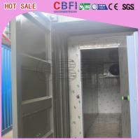 Fully Automatically Cold Room Containers , Commercial Refrigerated Cargo Containers Manufactures