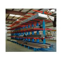 Aceally Warehouse Cantilever Racking System Pipe Storage Rack for Sale Manufactures