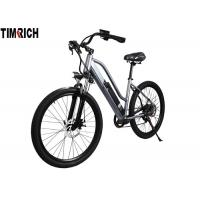 China Three Riding Modes Electric Powered Bicycles , 26 Inch Battery Operated Bicycle on sale
