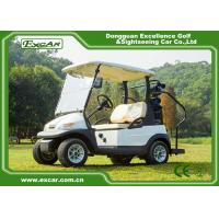 China Italy Graziano Axle 2 Passenger Golf Cart , Electric Golf Car on sale