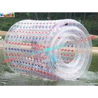 China Commerical Big TPU or PVC Inflatable Zorb Ball, Giant Water Balls 2 persons players on sale
