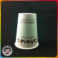 12oz white disposable paper cup for coffee Manufactures