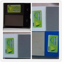 Resin and Electroplated Hand Diamond Polishing Pads , Smoothing Out Irregular Surfaces Manufactures
