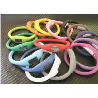 comfertable enviroment-friendly material fashion anion silicone watch Manufactures