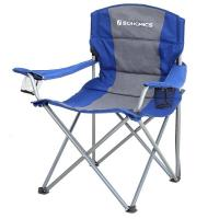 China SONGMICS Double Camping Chair , Camping Lounge Chairs With Sponge Padded Seat on sale
