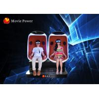 Quality Theme Park 9D Action Cinema Movie Theater System With Electric Control System​ for sale