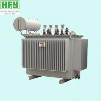 China Distribution Box Oil Immersed Power Transformer Protect Circuit Breakers on sale