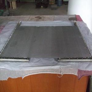 Titanium anode used for Sodium Hypochlorite Generator for electrolysis anode for boiler platinum plated titanium anode Manufactures