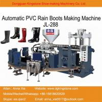 Kingstone Machinery PVC TPR Rain Boots Injection Moulding Machine Manufactures