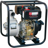 2'' Portable Diesel Operated Water Pump TW170 WP20D 5.5HP CE Certified Manufactures