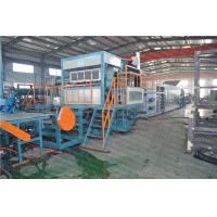 Automatic Recycled Pulp Paper Pulp Molding Machine 6000 Pcs/Hr Capacity Manufactures