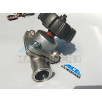 Stainless Steel Tank Bottom Diaphragm Valve (ACE-GMF-3001)) Manufactures