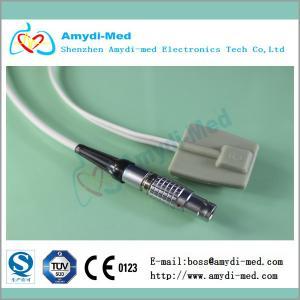 Critikon spo2 sensor, metal 7 pins, pediatric silicone soft tip Manufactures