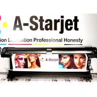 PVC 4 Color A Starjet Printer High Speed / Vinyl Printing Machines Manufactures