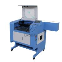 Small 60W Acrylic Leather MDF Co2 Laser Cutting Machine 500*400mm Manufactures