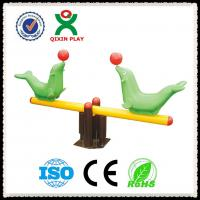 China Outdoor Playground Seesaw Play Equipment for Toddlers on sale