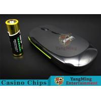 Universal Baccarat Gambling Systems Dedicated Wireless Computer Mouse Manufactures