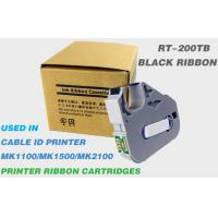 Buy cheap Professional Printer Ribbon Thermal Transfer Customized 100m Length Black Cassette from wholesalers
