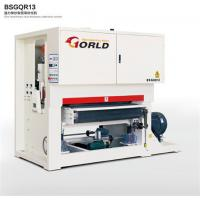 BSGQR13 One Head One Side Heavy Duty Calibrating Sander for Plywood Manufactures