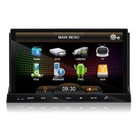 Double DIN Android 2.3 Car PC , Universal Indash 2 DIN Touch Screen Monitor Car DVD DV  Manufactures