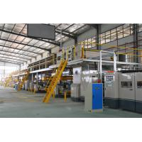 1800mm 5 Ply Fully Automatic Corrugated Cardboard Production Line, Corrugated Paperboard Production Line Manufactures