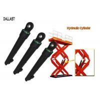 Hydraulic Lift Ram Piston Double Acting Double Earring for Scissor Lift Platform Manufactures