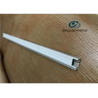 Milling Mill Finish Aluminium Extrusion Profile 6 Inch Length Manufactures