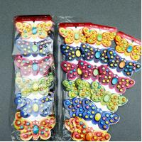 Butterfly Compressed Hard Candy Beautiful Butterfly Shaped 24 Months Shelf Time Manufactures