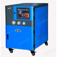 Light Weight 5 Ton Air Cooled Chiller With Reverse Phase Lack Protection Manufactures