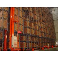 Corrosion Protection Automatic Storage And Retrieval System For Warehouse for sale