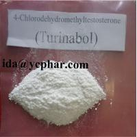 China Testosterone Oral Steroid Turinabol / 4 Chlorodehydromethyltestosterone Legal Muscle Building on sale