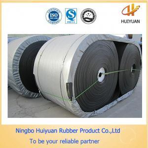 Rubber Conveyor Belt /Fabric Rubber Belt (width300mm-2400mm) Manufactures