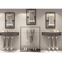 OEM And ODM Service Clothing Display Rack / Clothing Wall Display Manufactures