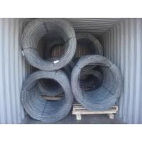 GB / T 701 / Q235A / Q235B / Q235C Mild Steel Products Wire Rod With 5.5mm - 16mm Dia Manufactures