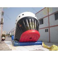 PVC Tarpaulin Commercial Bounce House Inflatable for Outdoor Decoration Manufactures