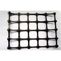 Quality Two-way Stretching plastic geogrid for sale